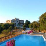 """""""L'Eremo"""" Casale in parco naturale,  vista panoramica, piscina – Micciano-Querceto, Pisa"""