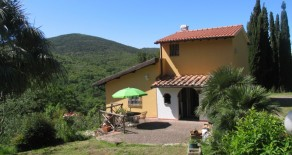 "Holiday home ""Paolo"", garden, peacefull, sea vicinity – Castelnuovo Misericordia, Livorno"