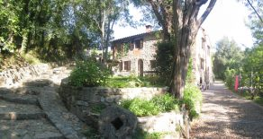 Holiday home LE FERRIERE, ex-water-mill, near to the sea – Gabbro (Livorno)