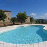 Landgut Alfredo, Ferienhaus mit Swimmingpool – Chianni, Pisa