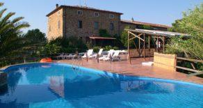Landgut (Agriturismo) Gino in Meernähe, Swimmingpool – Gabbro, Livorno