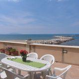 "Villa ""Silvia"" – Ferienhaus direkt am Sandstrand, San Vincenzo, Livorno"
